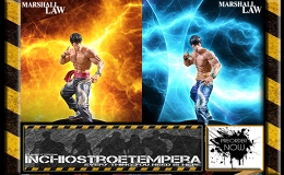 Preorder: First 4 Figures – Tekken 6 Marshall Law 1/4 Scale Statues