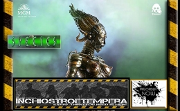 Preorder: ThreeZero: Species 12″ Figure – Sil