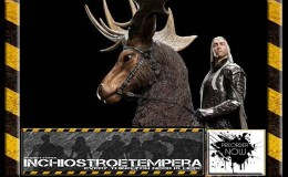 Preorder: Weta – Hobbit The Battle of the Five Armies Statue 1/6 Thranduil on Elk