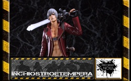 Preorder: Genesis – Devil May Cry 3 PVC Statue 1/6 Dante