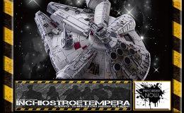 Preorder: Mezco – Thor Ragnarok 1/12 + Star Wars: Millennium Falcon FloatingDiorama