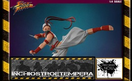 Preorder: PCS – Street Fighter 1/4 Ibuki Ultra Statues (Retail, Exclusive, Player 2)