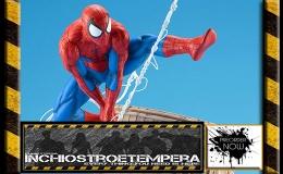 Preorder: Kotobukiya – Marvel Universe ARTFX Statue 1/6 Spider-Man WebSlinger