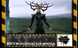 Preorder: Hot Toys – Cate Blanchett as Hela 12″ Figure
