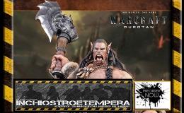 Preorder: Phicen – Warcraft Big Budget Premium Statue Durotan Version2