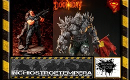 Preorder: P1 Studio Doomsday e Magic The Gathering Nicol Bolas + Kotobukiya: The Punisher
