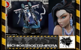 Preorder: J. Scott Campbell: The Little Mermaid + Robotech VF-1J Officer's Veritech Guardian Mode Statues