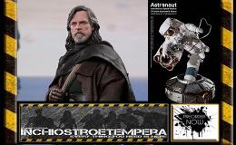 Preorder: Hot Toys Luke Skywalker 12″ The Last Jedi + Blitzway 1/4 Astronaut ISSEMU