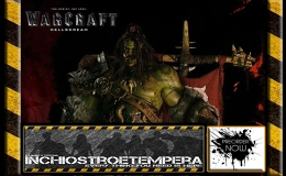 Preorder: Damtoys – Grom Hellscream Warcraft Premium Statue EpicSeries