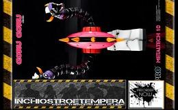 Preorder: Metaltech 10: Ufo Robot Grendizer – Diecast Goru Goru – HighDream