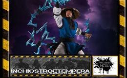 Preorder: PCS – Mortal Kombat Klassic Statue 1/4Raiden