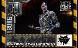 Preorder: Prime 1 Studio – Justice League StatueCyborg