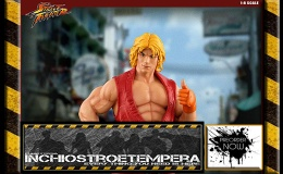 Preorder: PCS – Street Fighter Statue 1/8 Ken