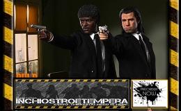 Preorder: Star Ace Toys – Pulp Fiction: Vincent Vega + Jules Winnfield 12″Figures
