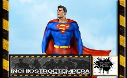 Preorder: Tweeterhead – Super Powers Collection Maquette Superman