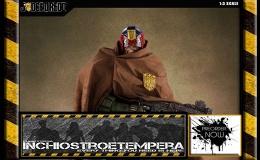 Preorder: PCS – 2000 AD – Judge Dredd Cursed Earth 2/3Statues