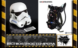 Preorder: Ghostbusters Replica Proton Pack + Stormtrooper 1/1 BluetoothSpeaker