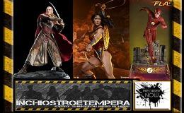 Preorder: Wonder Woman PF, MOTU Orko, LOTR Haldir, The Flash TV SeriesStatues