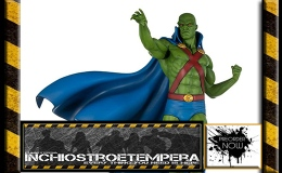 Preorder: Tweeterhead – Super Powers Collection Maquette Martian Manhunter
