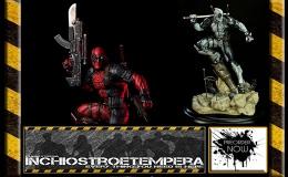 Preorder: Semic – PrototypeZ Deadpool 1/6 Statues by ErickSosa