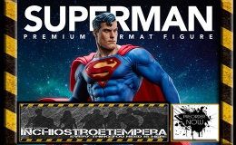 Preorder: Sideshow Collectibles – Superman Premium Format™ Figure