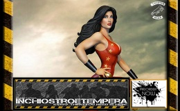 Preorder: Tweeterhead – Super Powers Collection Maquette Donna Troy