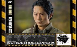 Preorder: ThreeZero – The Walking Dead: Glenn Rhee 12″Figure