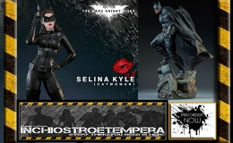Preorder: P1 Studio – Anne Hathaway as Catwoman + Sideshow – Batman Premium Format