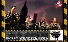Preorder: Mezco – Ghostbusters One:12 Collective Deluxe Box Set