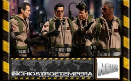 AF News: Mezco Toys – Ghostbusters One:12 Collective Deluxe BoxSet