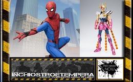 Preorder: Kotobukiya Spider-Man Homecoming + Bandai Phoenix Ikki RevivalVersion