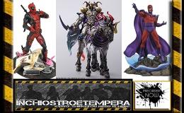 Preorder: Taco Truck Deadpool, Marvel Premier Magneto Statues + Square Enix: Final Fantasy Creatures –Odin