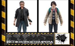 Preorder: Stranger Things 2 Action Figures +  Catwoman One:12 CollectiveFigure