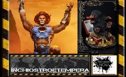 Preorder: P1 Studio Fantastic Beasts Niffler + Sideshow Thundercats – Lion-OStatues
