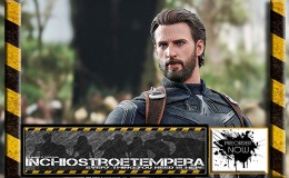 Preorder: Hot Toys – Avengers Infinity War 1/6 Captain America