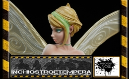 Preorder: Tinkerbell Statue by J. Scott Campbell + HMO Megaman X Ultimate Zero