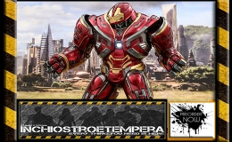 Preorder: Hot Toys – Avengers Infinity War Power Pose Series Action Figure 1/6 Hulkbuster