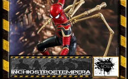 Preorder: Hot Toys – Iron Spider Sixth Scale Figure