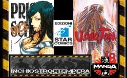 Fumetti: Manga – Le Novita' Star Comics del 24Aprile