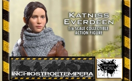 Preorder: The Hunger Games Catching Fire MFM Action Figure 1/6 Katniss Everdeen Hunting Version