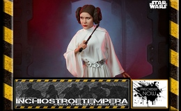 Preorder: Sideshow Collectibles – Princess Leia Premium Format™ Figure
