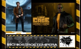 Preorder: Hot Toys Han Solo + Sideshow Luke Cage 12″ Figures