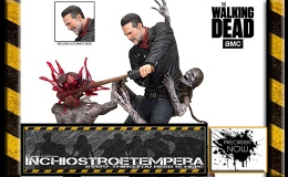 Preorder: McFarlane Toys – The Walking Dead Statue Negan