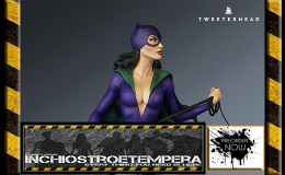 Preorder: Tweeterhead – Super Powers Collection Maquette Catwoman