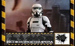 Preorder: Hot Toys – Star Wars Solo 1/6 Patrol Trooper