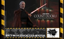 Preorder: Hot Toys – Star Wars: Attack of the Clones – Yoda and Count Dooku 1/6 Scale Figures