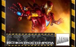 Statue News: Sideshow – Iron Man Extremis Mark IIStatue