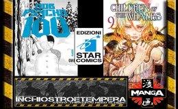 Fumetti: Manga – Le Novita' Star Comics del 15Gennaio