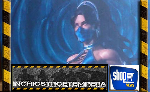COLLECTOR/'S LIMITED EDITION NUOVA E ORIGINALE STATUA DI MORTAL KOMBAT X