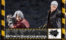 Preorder: Kotobukiya – Devil May Cry 5: Nero & Dante ARTFX J Figures